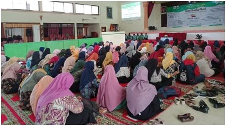 SEMARAK PEKAN ILMIAH ISLAM 2019 (UKMI UVBN)